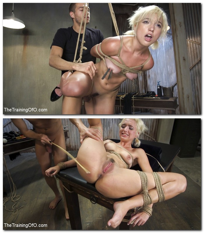 TheTrainingofO/Kink: Eliza Jane - Slave Training of Eliza Jane  [SD 540p]  (BDSM)