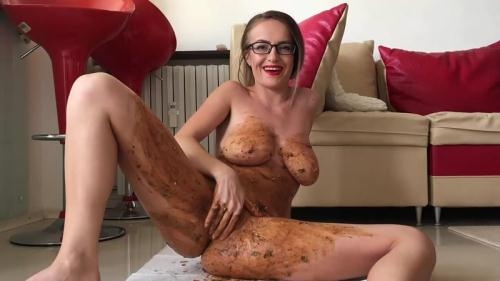 Scat [Upside down and fisting - Extreme Anal Fisting] FullHD, 1080p