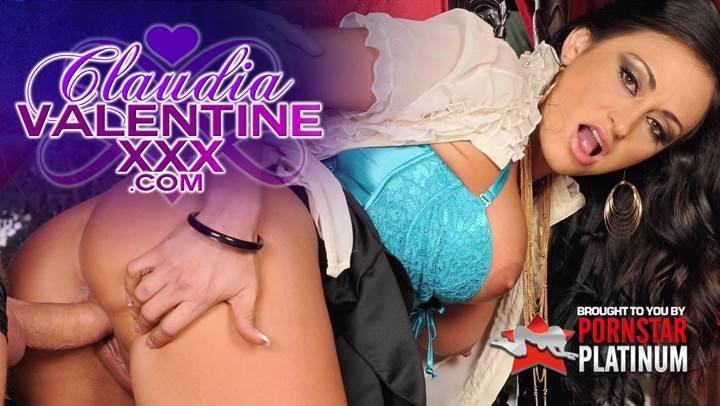 ClaudiaValentineXXX.com: Claudia Valentine in Birthday Bang! [SD] (567 MB)