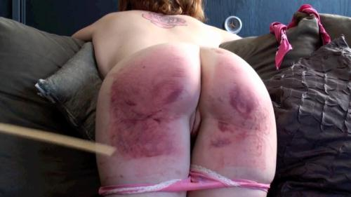 Spanking Sunday [Pouty Redheads Discipline] HD, 720p