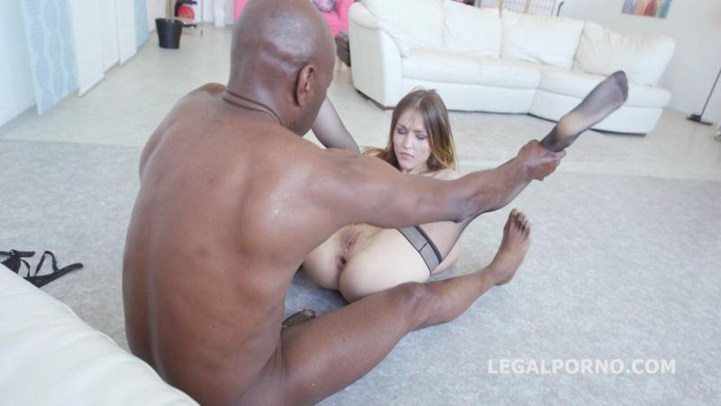 Black Buster, Ginger Fox gets gapes non stop with Mike Chapman. NO PUSSY /BALL DEEP /GAPES GIO209 [LegalPorno / HD]
