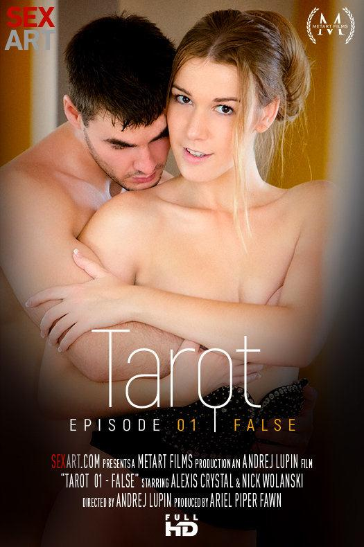 Alexis Crystal aka Anouk (Tarot Part 1 - False / 11.09.16) [S3x4rt, M3t4rt / SD]