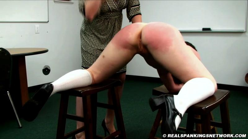 Reverie - School Girl Vignette [RealSpankingNetwork / HD]