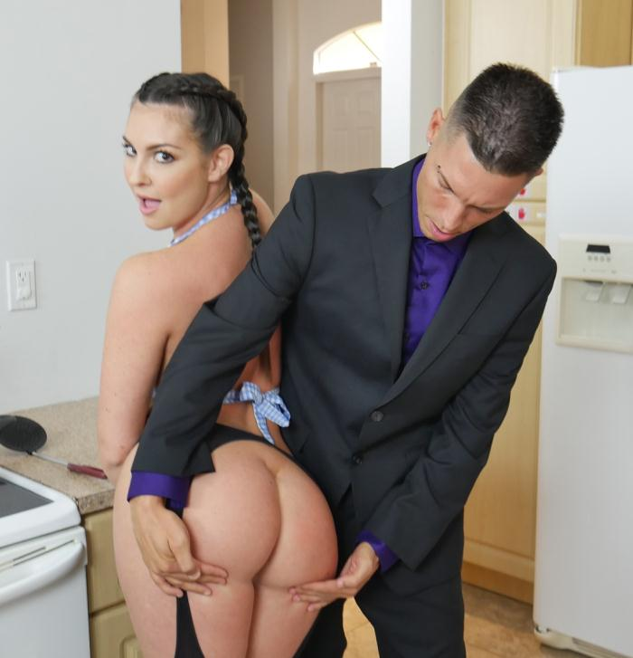 Brittany Shae - Brittany Shae Takes An Anal Pounding  [HD 720p]