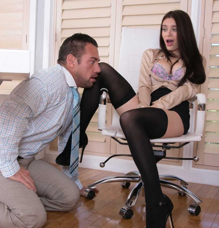 Lana Rhoades - Naughty Office  [HD 720p]