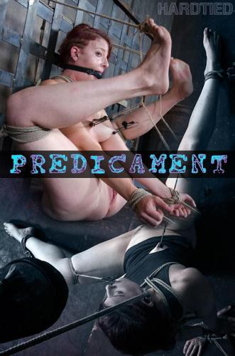 Predicament [HD, 720p] [H4rdT13d.com] - BDSM