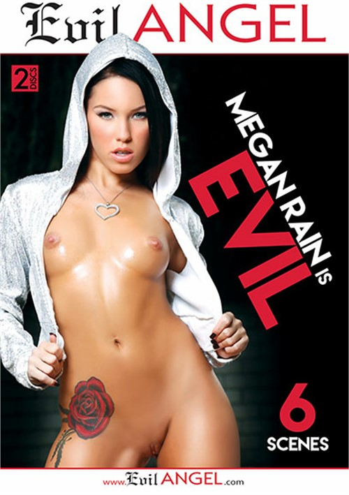 Evil Angel: Francesca Le, Megan Rain - Megan Rain Is Evil [WEBRip/SD 544p]