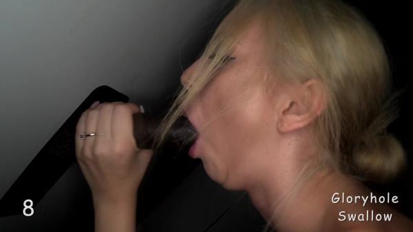 Gretchen First Visit [GloryholeSwallow 1080p]