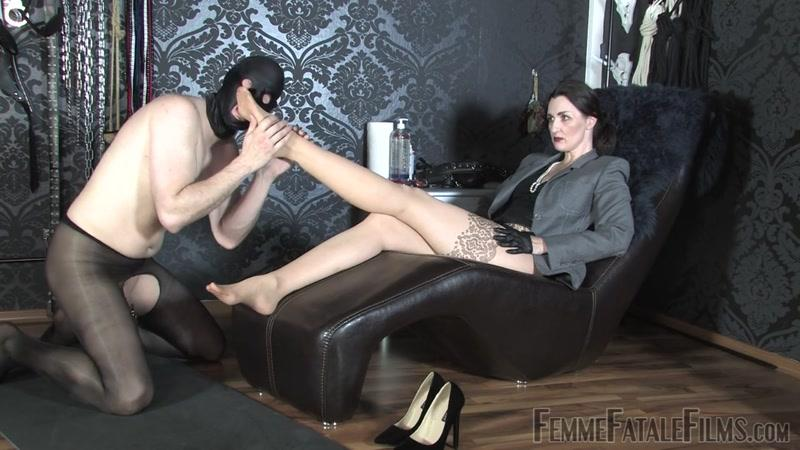 Eat My Feet Updated 21st Sep 2016 [femmefatalefilms / HD]