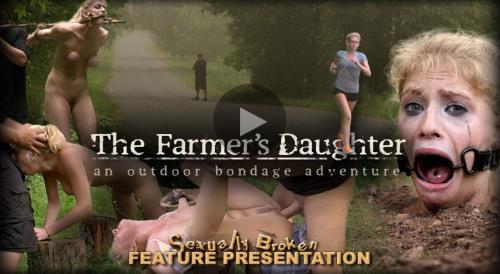 The Farmers Daughter: Real life fantasies from your favorite porn stars! - Allie James, Matt Williams, P.D. (SiteRip/SexuallyBroken/HD720p)