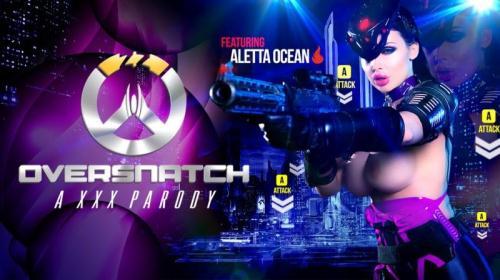 P0rnSt4rsL1k31tB1g.com [Aletta Ocean - Oversnatch: A XXX Parody] SD, 480p