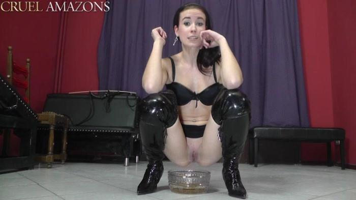 Cruel Amazons - Anette's precious gift (Pissing) [FullHD, 1080p]