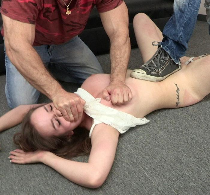 Jamie Hendrix - Has Anal At Her Audition  [SD 486p]