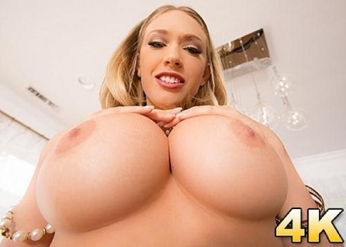 Jul3sJ0rd4n.com [Kagney Linn Karter Don\'t Lose Focus On These Big Tits] SD, 360p