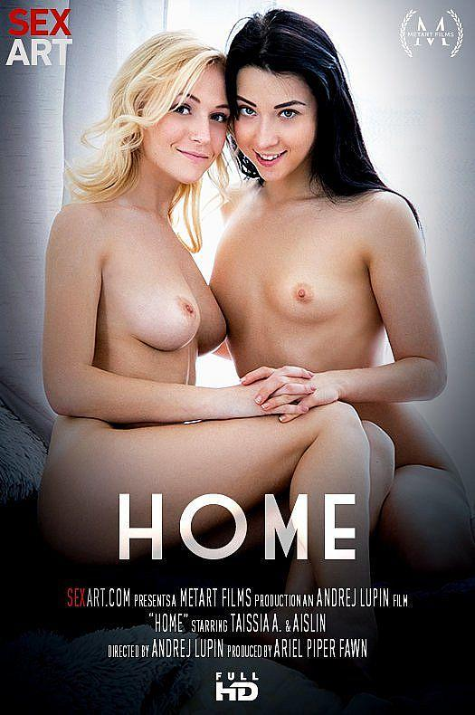 Aislin & Taissia A - Home (07.10.2016) [SD/360p/MP4/252 MB] by XnotX