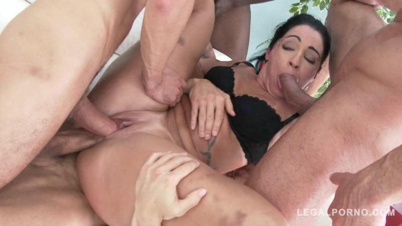 LegalPorno.com: Monica Santiago picked up in the street for rough anal fucking with DP & DVP (double pussy) SZ1477 [SD] (882 MB)