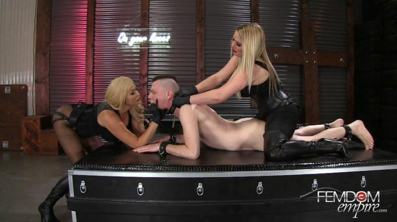 Lexi Sindel & Summer Brielle (Strap-on Queens / 30.09.2016) [FemdomEmpire / FullHD]