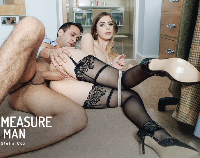 Stella Cox - The Measure of a Man  [HD 720p]