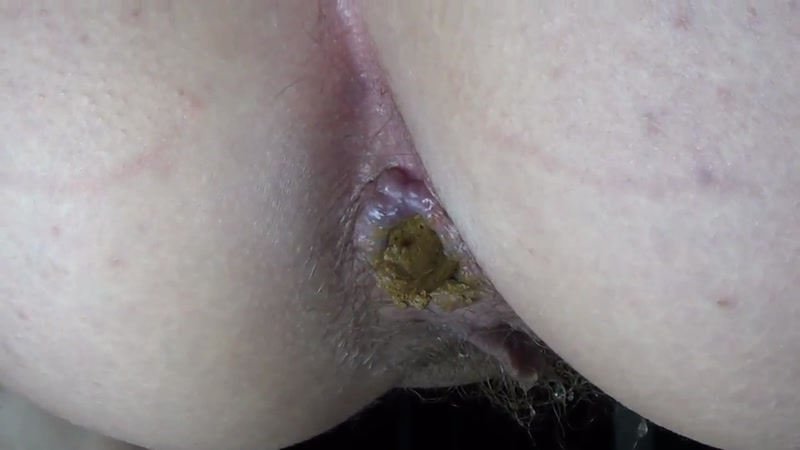 My appetizing and tasty shit closeup (SCAT / 10 Oct 2016) [FullHD]