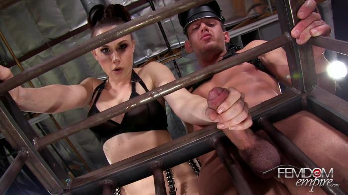 Femdomempire.com - Chanel Preston - Interactive Forced Bi Cuckold POV [FullHD 1080p]