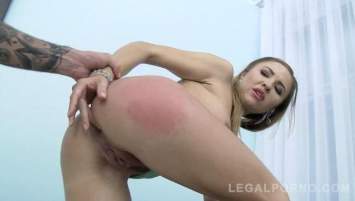 LegalPorno.com - Lexy Star incredible double vaginal video SZ1428 (Group sex) [SD, 480p]