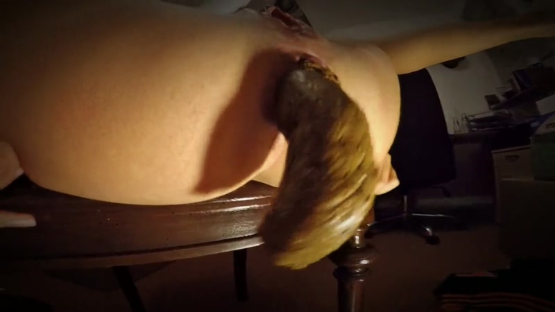 Hammer Long, thick sausage / SCAT / 24.10.2016 [FullHD]