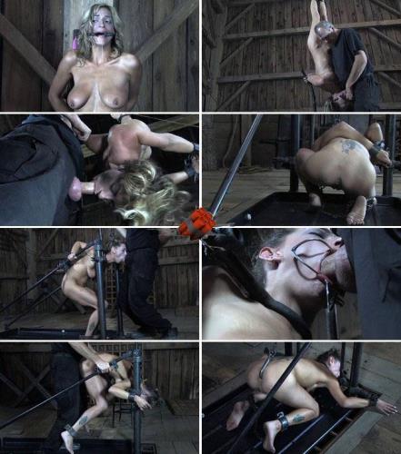 Rough sex of helpless slave girl Kali  [SD 540p]