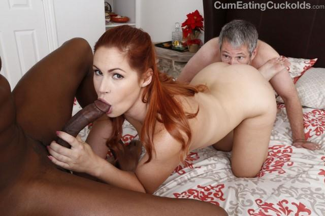 Edyn Blair (New Dick / 23.09.16) [CumEatingCuckolds / FullHD]