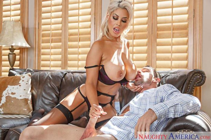 Bridgette B - Titted Blonde Latina [SD/360p/257 MB]