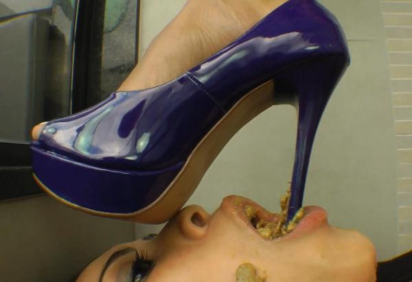 Scat Madame - Real Swallow By Samantha Perez (FullHD 1080p)