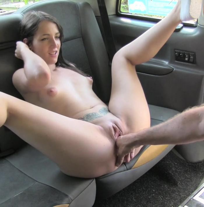 FakeTaxi: Liz Rainbow - Spanish Teen with Nice Arse  [HD 720p]  (Public)