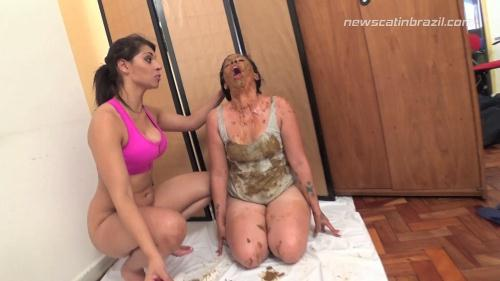 NewScatInBrazil.com [The First Time of Mihelle] FullHD, 1080p