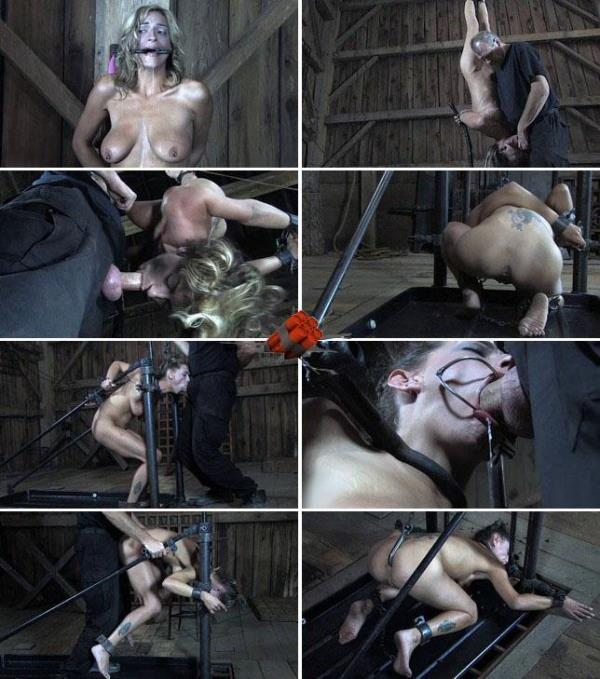 Rough sex of helpless slave girl Kali [540p]