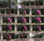 Pink and black (G2P) FullHD 1080p