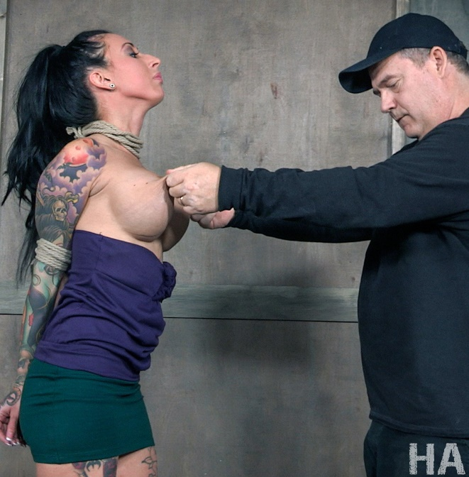 HardTied: Lily Lane, Matt Williams - Spread Wide  [HD 720p]  (BDSM)