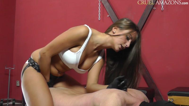 Cru3l4m4z0ns.com/Cruel-Mistresses.com: Mistress Amanda - Anus Torture Dungeon - Part 1 [HD] (484 MB)