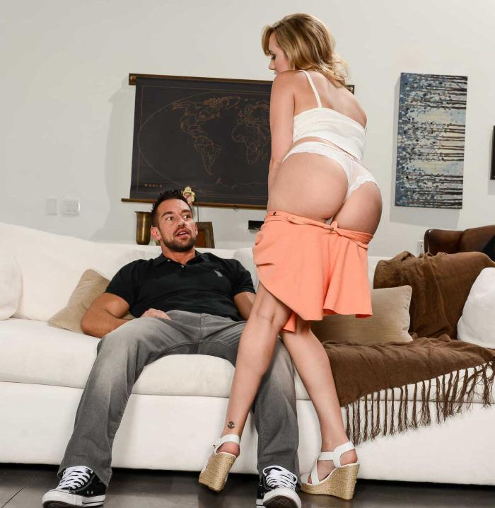 MyDadsHotGirlfriend/Naughtyamerica: Brett Rossi - My Dads Hot Girlfriend  [HD 720p]
