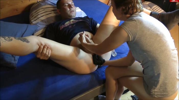 MDH - SaraSunshine - Zwangsentsamung durch Prostatamassage [HD 720p]