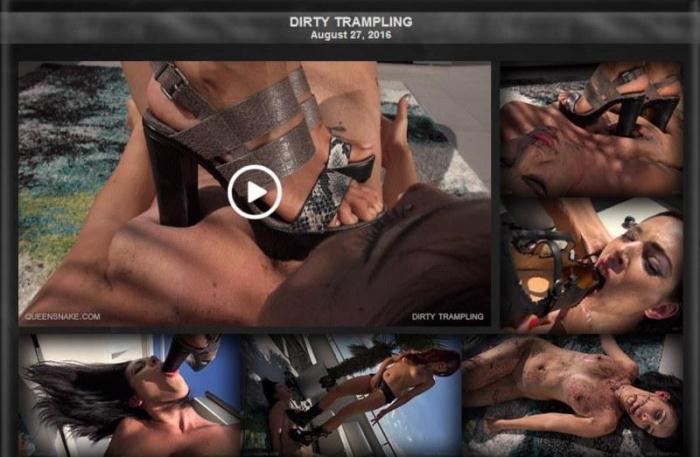 D1rty Tr4mpl1ng (Qu33nSn4k3) FullHD 1080p