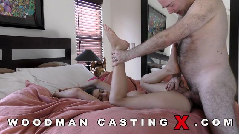 Nina North (Casting X 167 / Hardcore with Teen 02.10.2016) [W00dm4nC4st1ngX / SD]