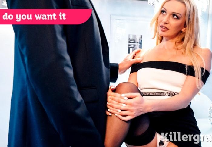 Amber Jayne - Do You want it  [HD 720p]