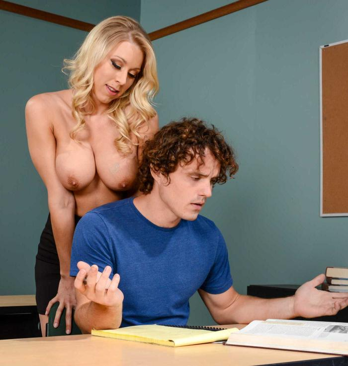 Katie Morgan - Teacher Takes Advantage  [HD 720p]