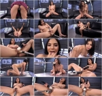 Violet Starr - Brand New 19 year Old Latin Slut Can't Get Enough!!!! (Fuck1ngM4ch1n3s, Kink) HD 720p