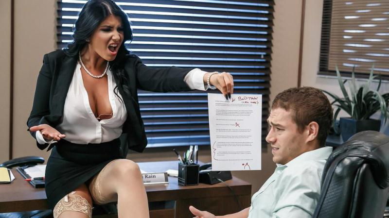 Romi Rain (Latina with Big Tits / 09.10.2016) [Brazzers / SD]