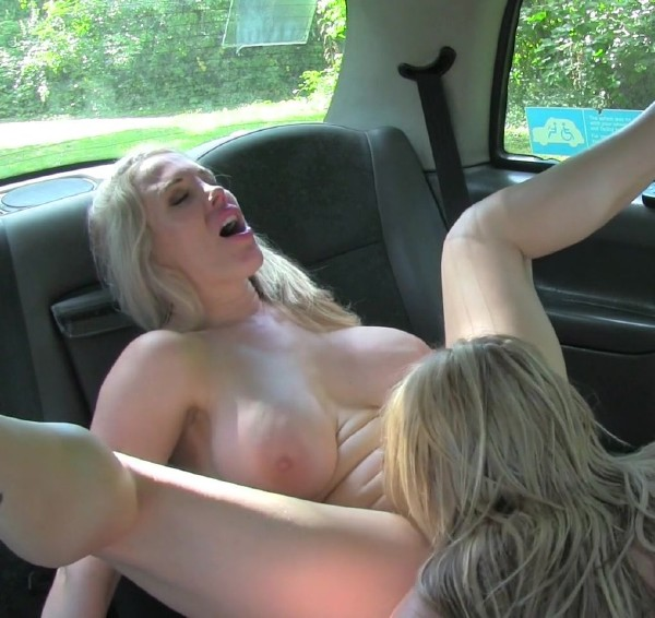 FemaleFakeTaxi: Rebecca M, Valerie Fox - Secret Affair Leads to Lesbian Fun (2016/FullHD)