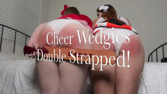Double Strapped by Daddy - naughty Cheerleaders [HD 720p]