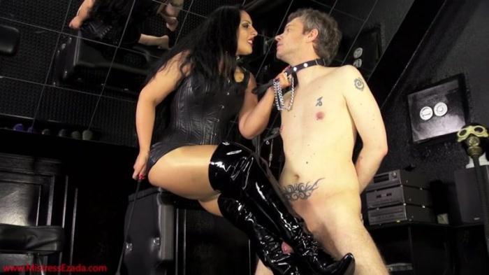 MistressEzada: Mistress Ezada Sinn - Boot whore (FullHD/1080p/397 MB) 27.10.2016