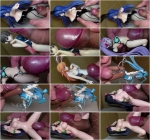 Compilation of Anime Figures Bukkake closeup with a touch [HD] (458 MB)