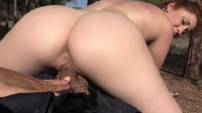 F4k3C0p.com - Princess Paris - GF Sneaks Into Bushes to Fuck Cop (Milf) [SD, 480p]