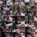 Julia Rocca, Noe Milk - Party girls plus one [HD]